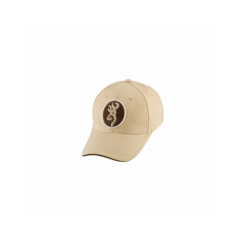 5f5540e200833 Browning Dakota Cap - Tan - Caps - Mens Clay Shooting Clothing ...