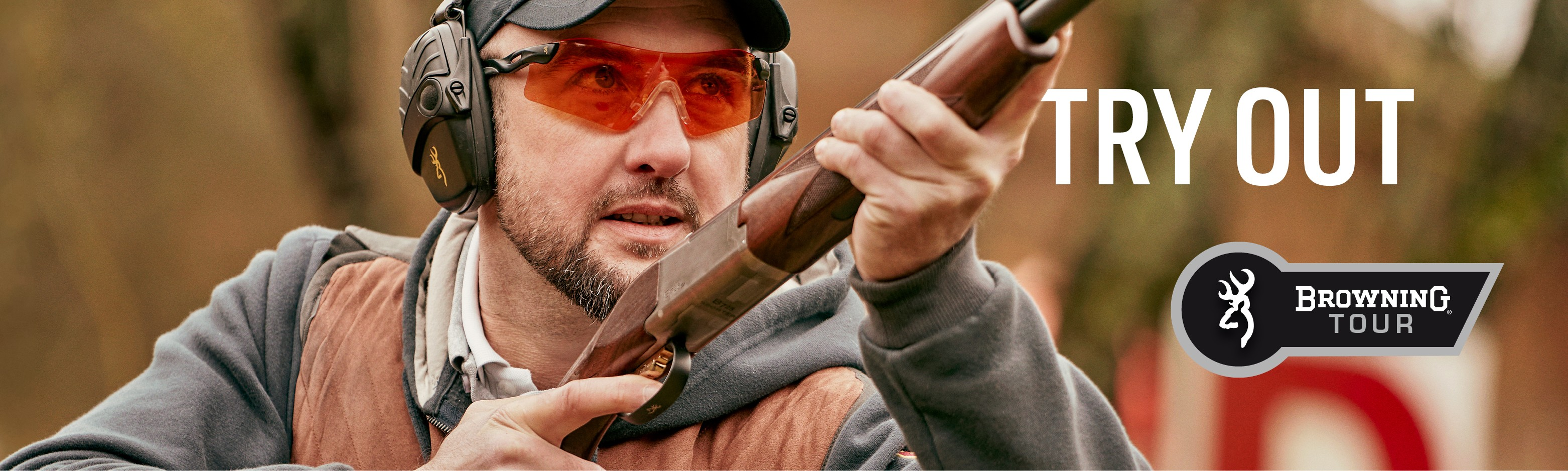 Browning UK Tour Comes to Bywell