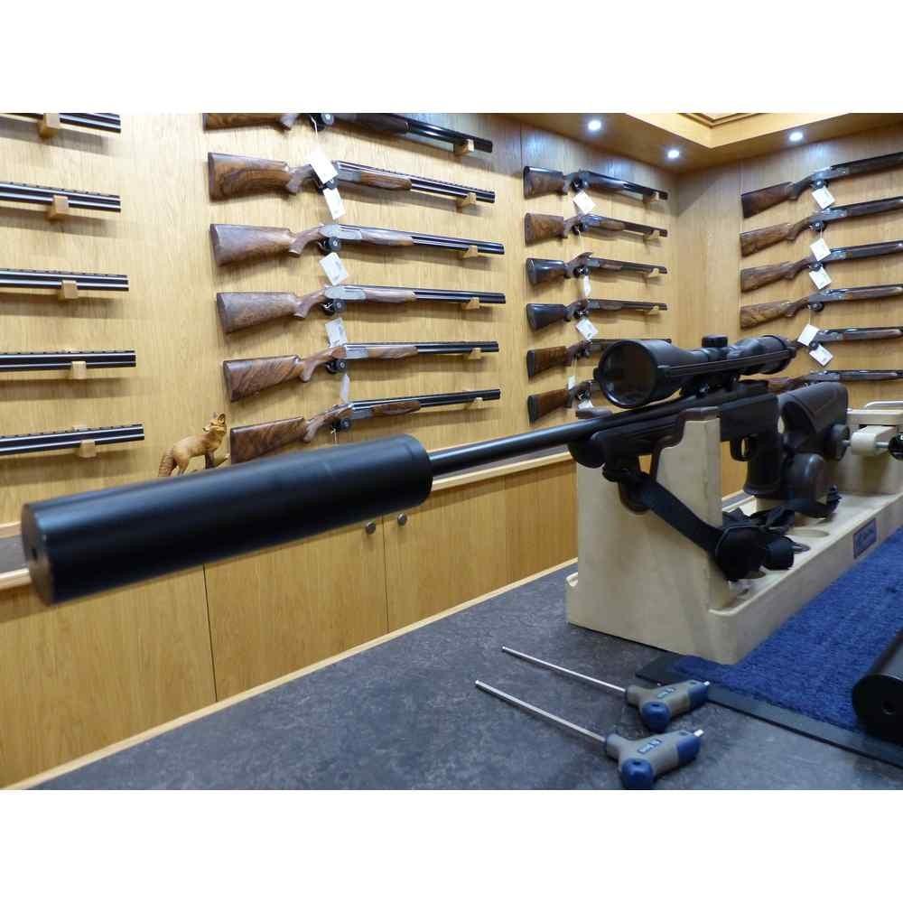 Rifle Cleaning Basics