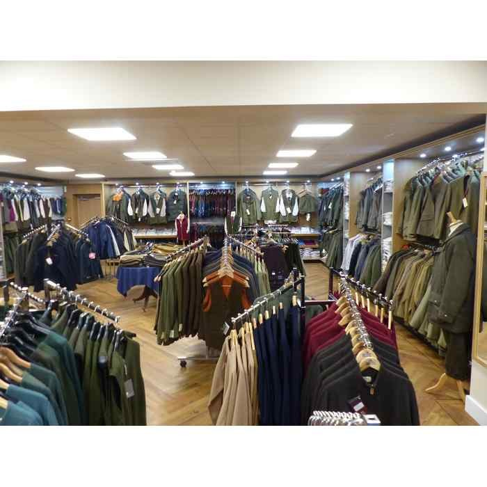New Clothing Section Now Open !