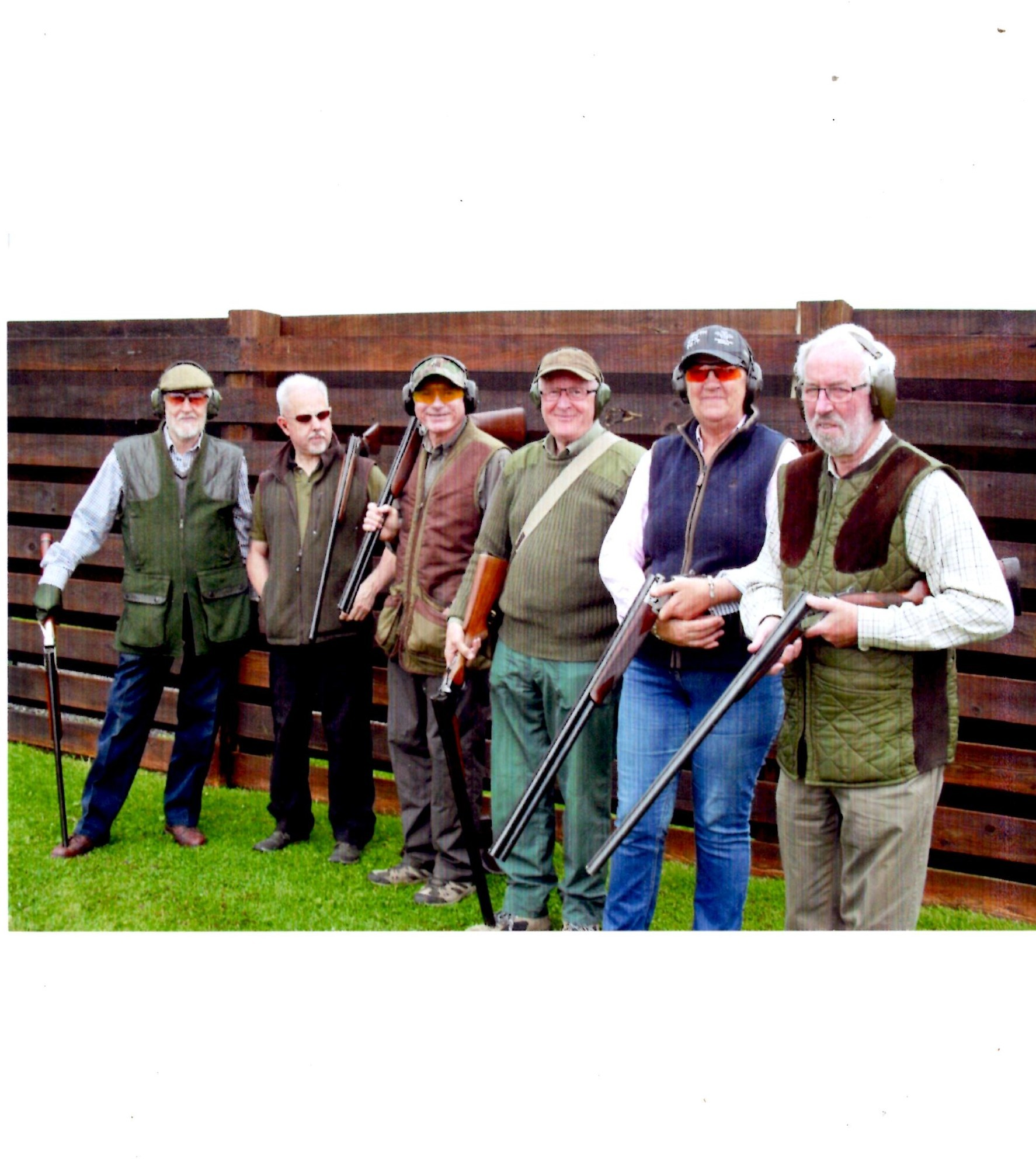 Salters Path Clay Pigeon Shooting Association's move to Bywell...