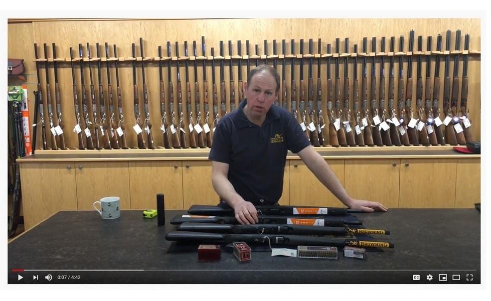 Rimfire Rifle Picks