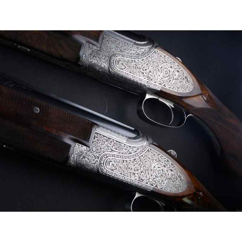 Browning B25 D5G Sideplate Pair Arrive in Stock !
